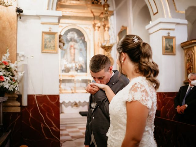 La boda de Lidia y Alberto en El Puig, Valencia 10