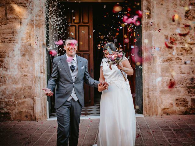 La boda de Lidia y Alberto en El Puig, Valencia 11