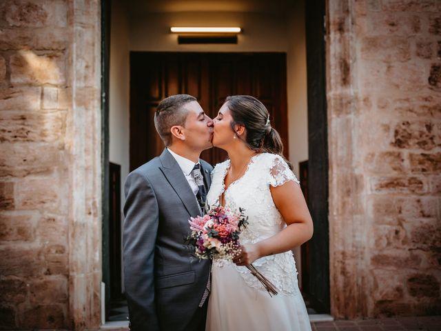 La boda de Lidia y Alberto en El Puig, Valencia 12