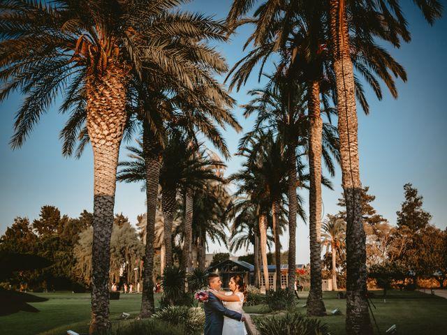 La boda de Lidia y Alberto en El Puig, Valencia 14