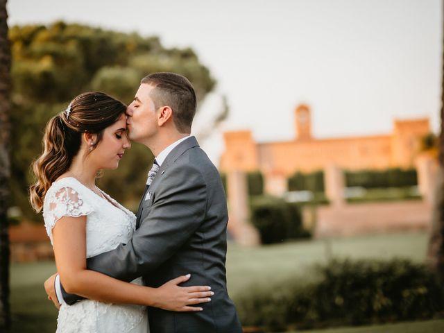 La boda de Lidia y Alberto en El Puig, Valencia 15