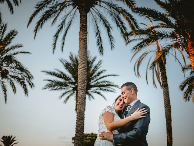 La boda de Lidia y Alberto en El Puig, Valencia 16