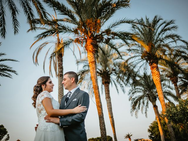 La boda de Lidia y Alberto en El Puig, Valencia 17