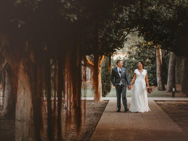La boda de Lidia y Alberto en El Puig, Valencia 18