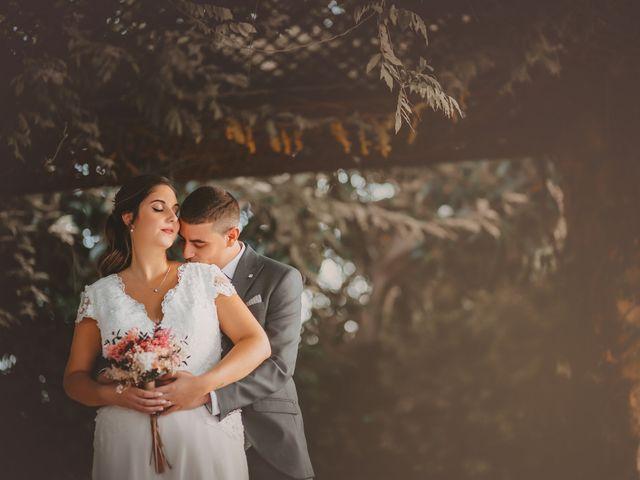 La boda de Lidia y Alberto en El Puig, Valencia 20