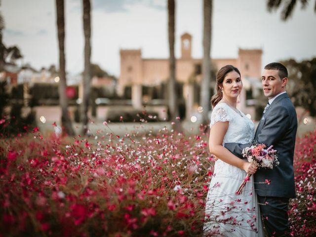 La boda de Lidia y Alberto en El Puig, Valencia 26