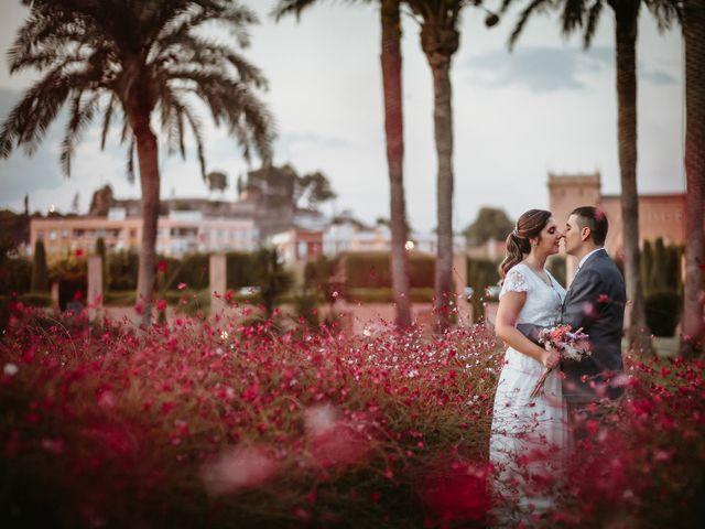 La boda de Lidia y Alberto en El Puig, Valencia 27