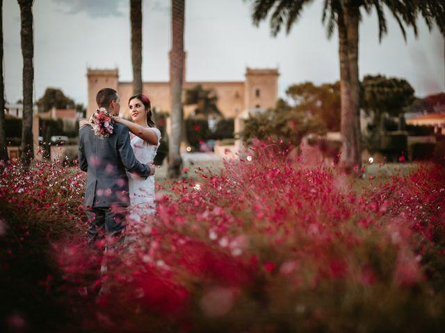 La boda de Lidia y Alberto en El Puig, Valencia 28