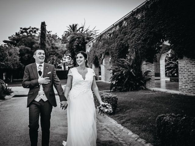 La boda de Lidia y Alberto en El Puig, Valencia 29