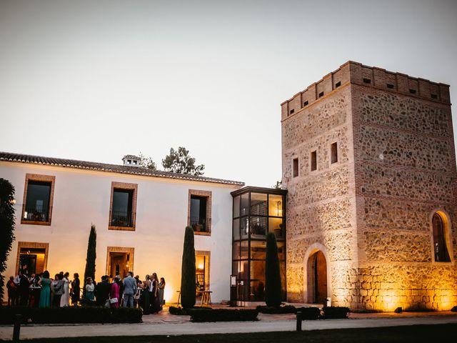 La boda de Lidia y Alberto en El Puig, Valencia 30