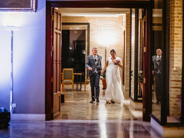 La boda de Lidia y Alberto en El Puig, Valencia 31