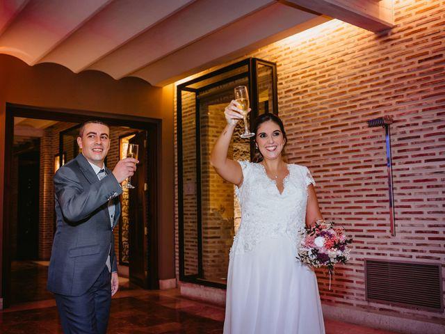 La boda de Lidia y Alberto en El Puig, Valencia 32
