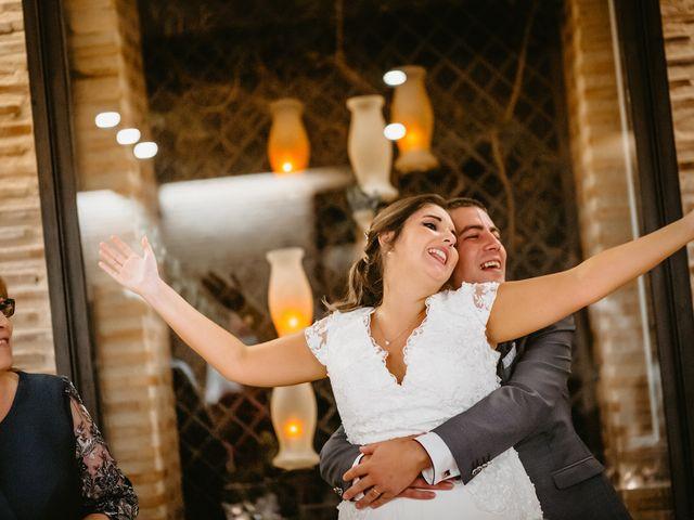 La boda de Lidia y Alberto en El Puig, Valencia 34