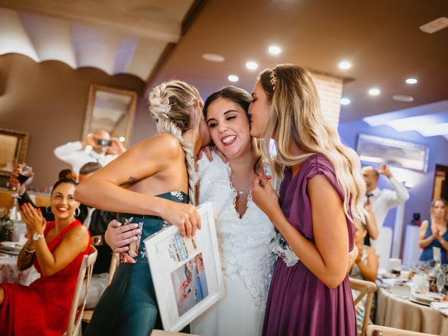 La boda de Lidia y Alberto en El Puig, Valencia 35