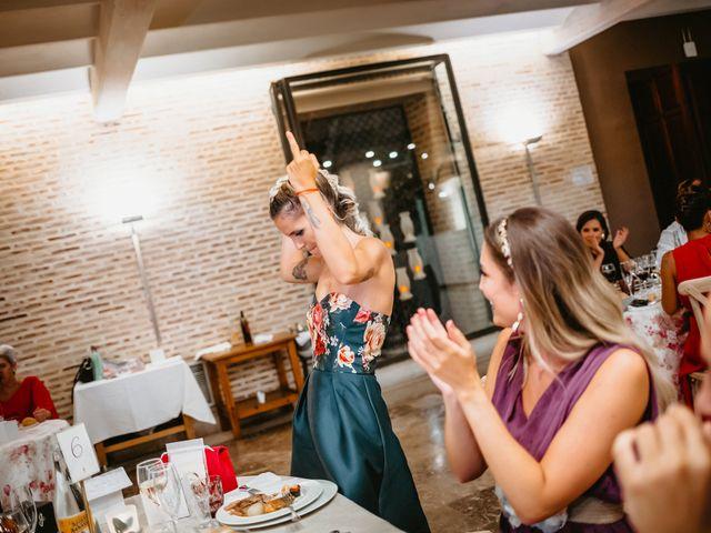 La boda de Lidia y Alberto en El Puig, Valencia 36