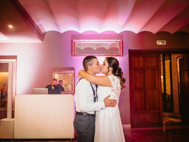 La boda de Lidia y Alberto en El Puig, Valencia 37