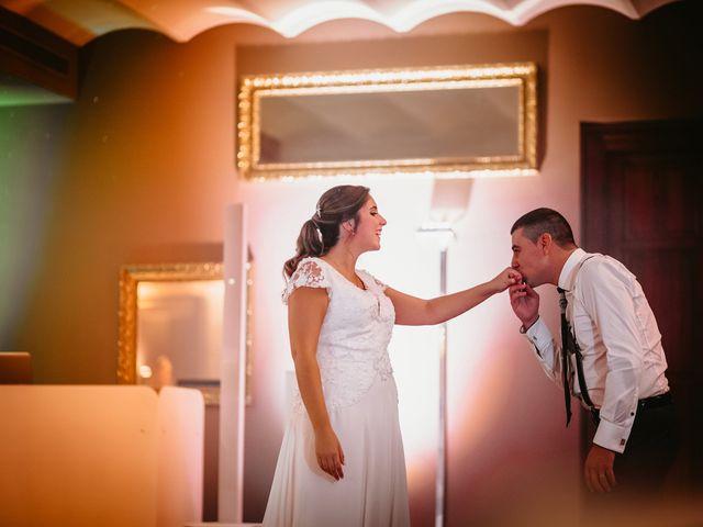 La boda de Lidia y Alberto en El Puig, Valencia 39