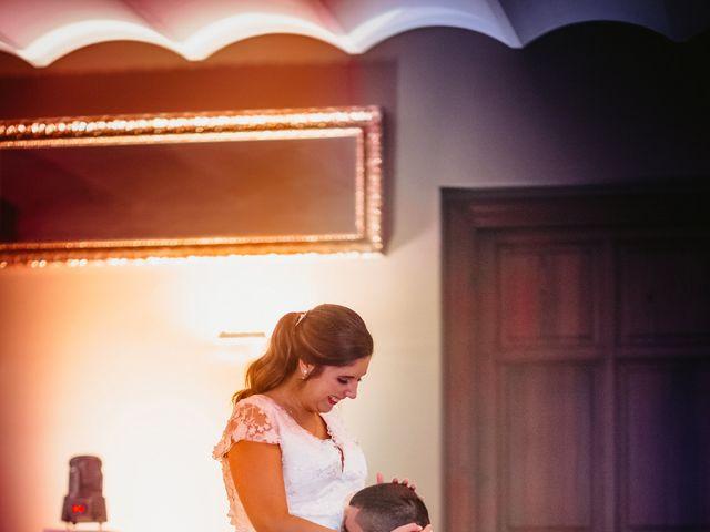 La boda de Lidia y Alberto en El Puig, Valencia 40