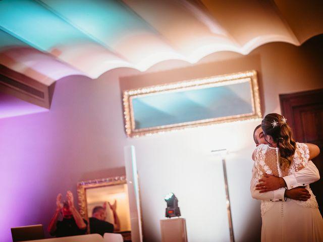 La boda de Lidia y Alberto en El Puig, Valencia 41