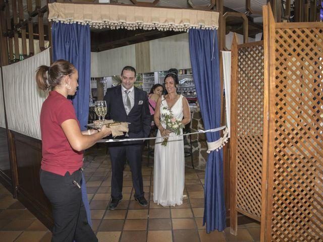 La boda de Fernando y Vanesa en Ronda, Málaga 37
