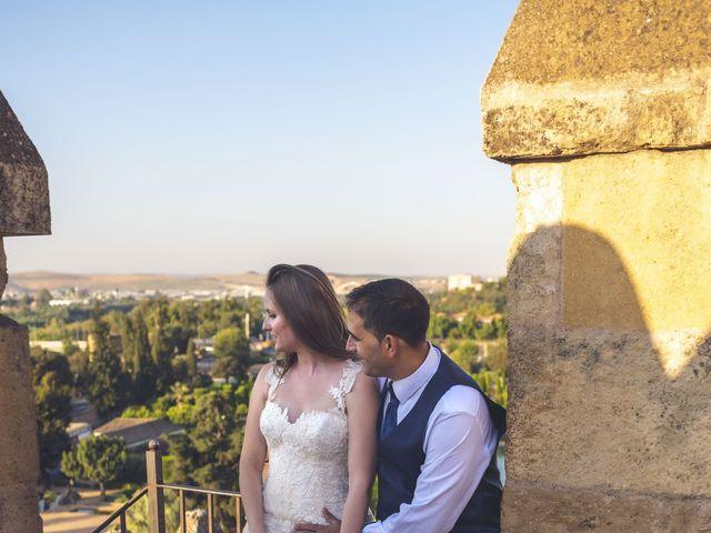 La boda de Fernando y Tamara en Córdoba, Córdoba 12