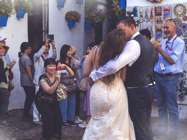 La boda de Fernando y Tamara en Córdoba, Córdoba 15