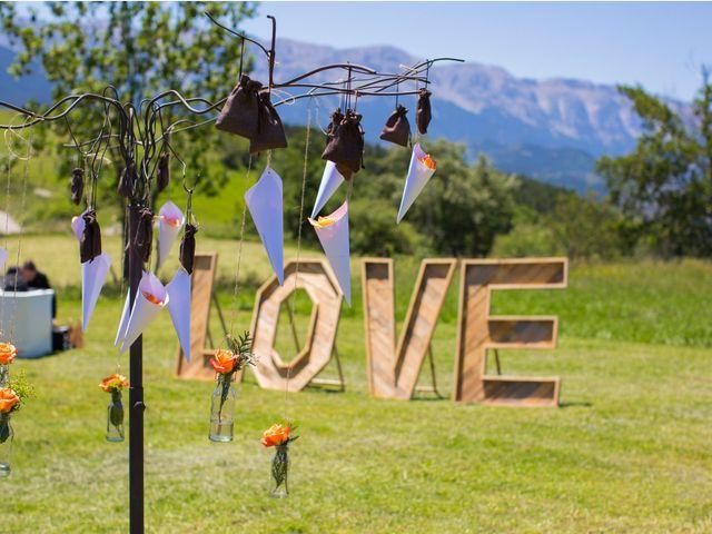 La boda de Jose y Lourdes en Prullans, Lleida 2