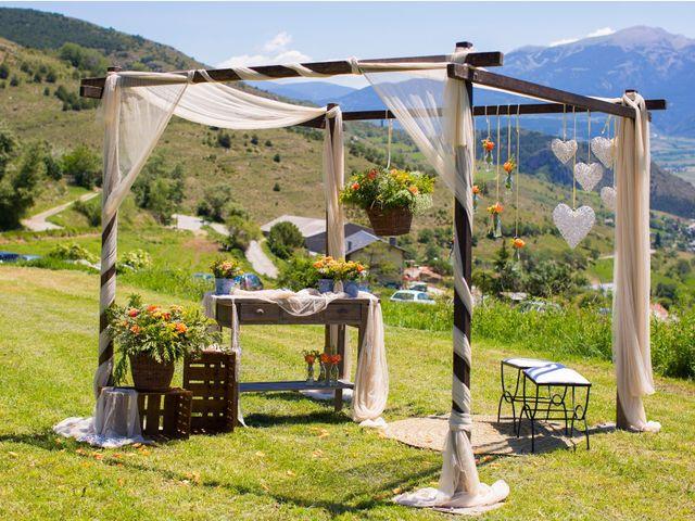 La boda de Jose y Lourdes en Prullans, Lleida 3
