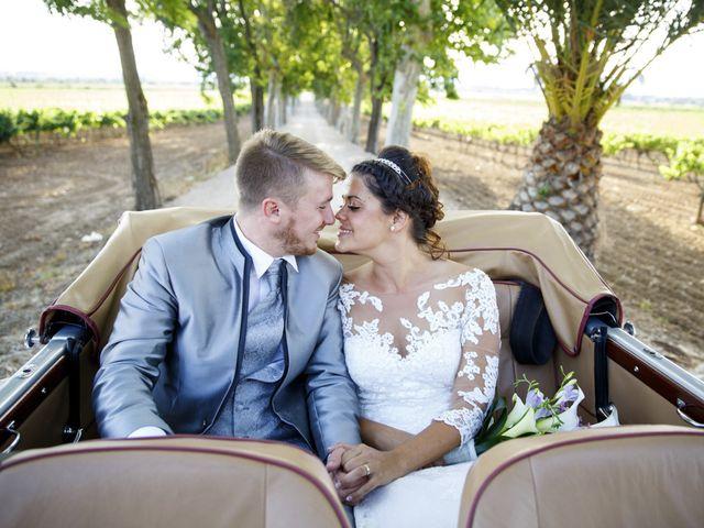 La boda de Yolanda y Aleix