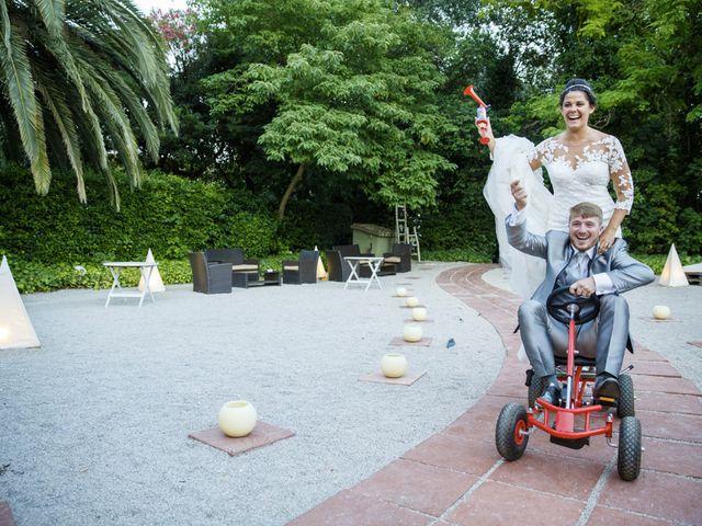 La boda de Aleix y Yolanda en L' Arboç, Tarragona 54