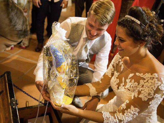 La boda de Aleix y Yolanda en L' Arboç, Tarragona 61