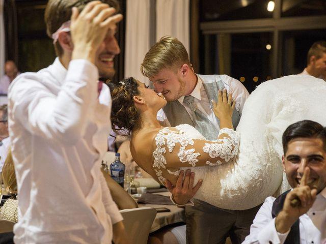 La boda de Aleix y Yolanda en L' Arboç, Tarragona 65