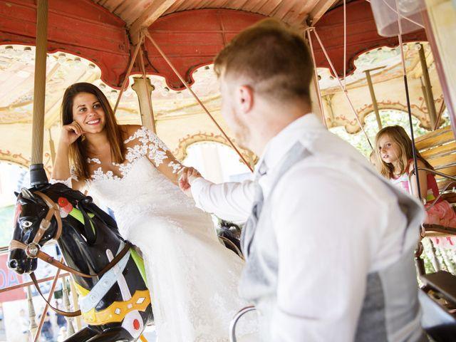 La boda de Aleix y Yolanda en L' Arboç, Tarragona 76