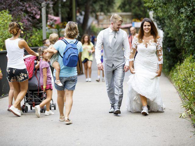 La boda de Aleix y Yolanda en L' Arboç, Tarragona 79