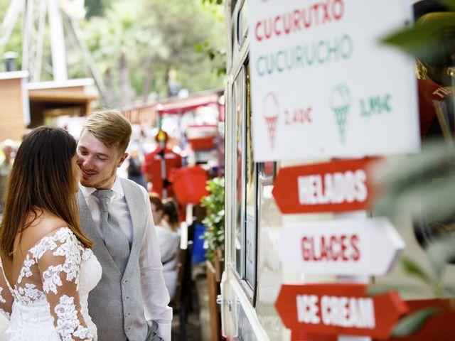 La boda de Aleix y Yolanda en L' Arboç, Tarragona 82