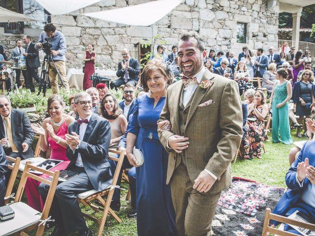 La boda de Danny y Jelena en Oia, Pontevedra 15