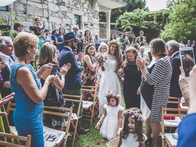 La boda de Danny y Jelena en Oia, Pontevedra 17