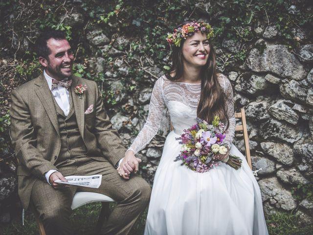 La boda de Danny y Jelena en Oia, Pontevedra 18
