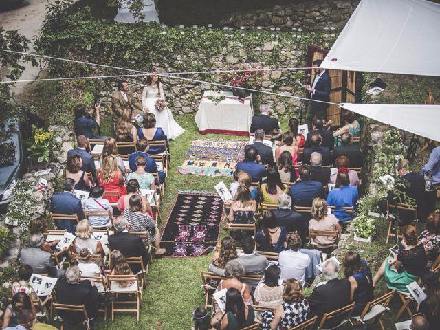 La boda de Danny y Jelena en Oia, Pontevedra 19