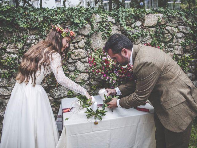 La boda de Danny y Jelena en Oia, Pontevedra 21