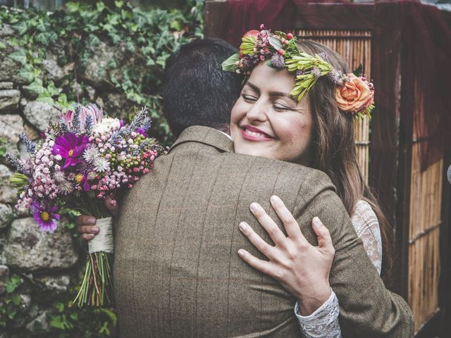 La boda de Danny y Jelena en Oia, Pontevedra 24