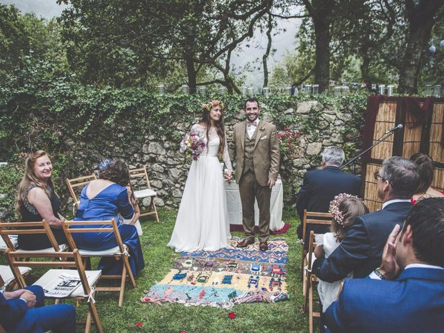 La boda de Danny y Jelena en Oia, Pontevedra 27