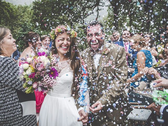 La boda de Danny y Jelena en Oia, Pontevedra 28