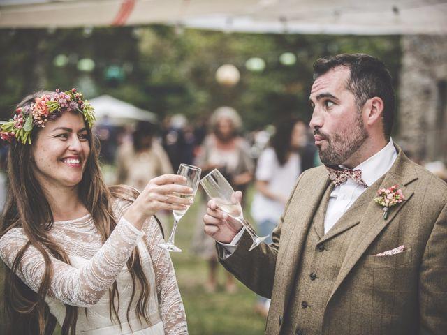 La boda de Danny y Jelena en Oia, Pontevedra 36
