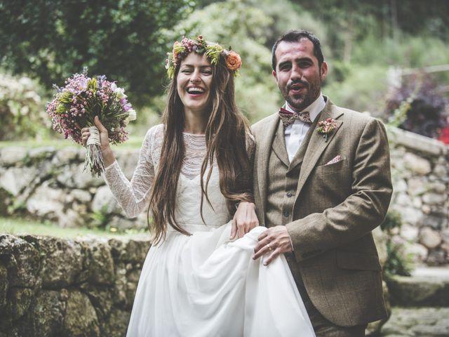 La boda de Danny y Jelena en Oia, Pontevedra 43