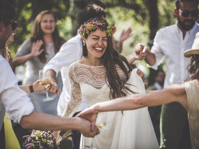La boda de Danny y Jelena en Oia, Pontevedra 45