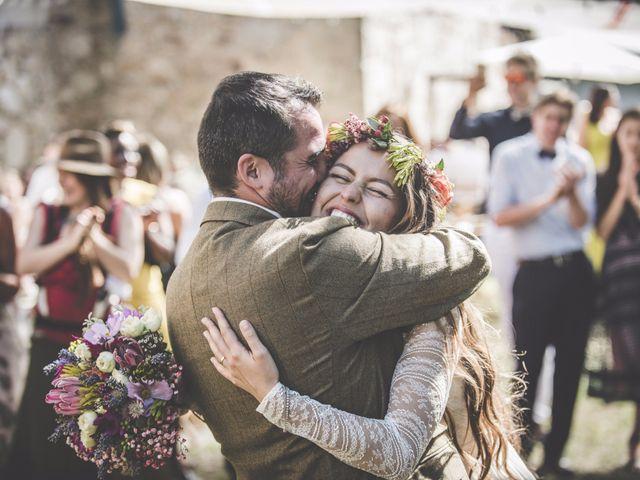 La boda de Danny y Jelena en Oia, Pontevedra 46