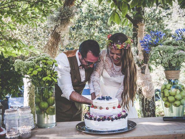 La boda de Danny y Jelena en Oia, Pontevedra 49