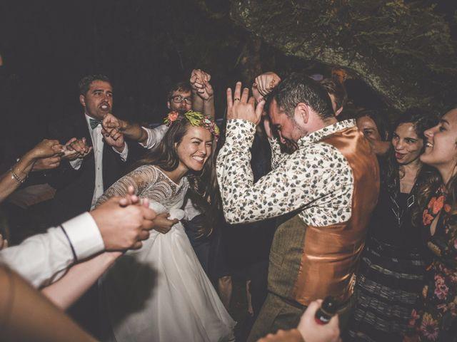 La boda de Danny y Jelena en Oia, Pontevedra 51