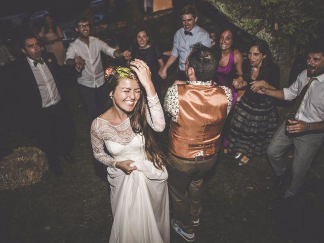 La boda de Danny y Jelena en Oia, Pontevedra 52